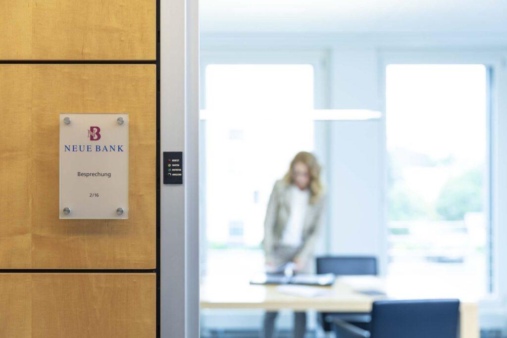 Offene Stellen Neue Bank